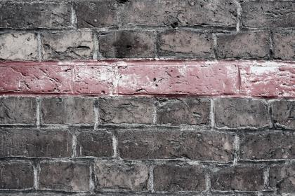bricks, wall, red, line, pattern
