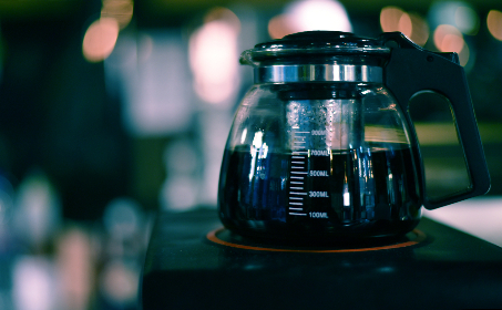 free photo of black coffee  maker