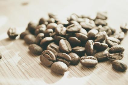 free photo of roasted  coffee beens