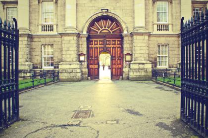 free photo of Trinity College  Dublin