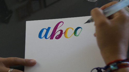 free photo of words   lettering