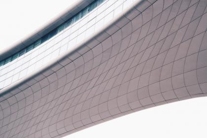 building, structure, architecture, geometry, lines, curves, modern