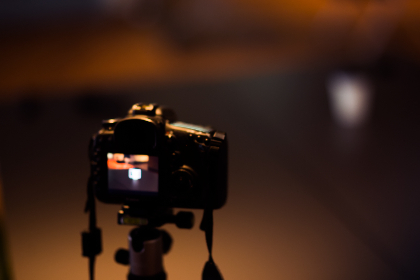 behind,   camera,   lens,   dark,   night,   black,   blur,   canon,   dslr,   tripod