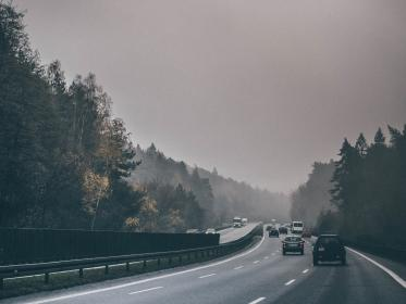 free photo of highway  road