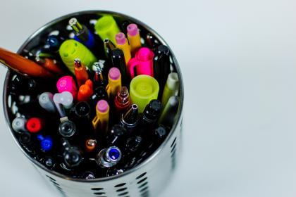 pens, pencils, stationary, office, desk, business, writing