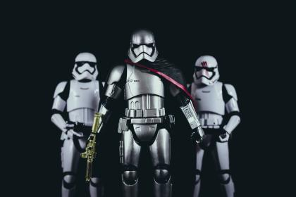 free photo of star wars  storm trooper