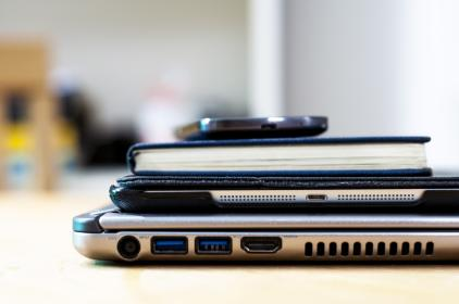 laptop, computer, ipad, tablet, technology, notebook, mobile, smartphone, objects, business, office, desk, work