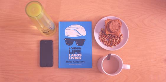 book, mobile, phone, gadget, touchscreen, technology, electronics, coffee, cup, spoon, biscuits, cracker, peanut, plate, glass, water, table, work, desk, office