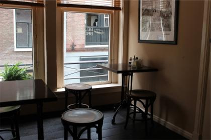 free photo of restaurant  tables