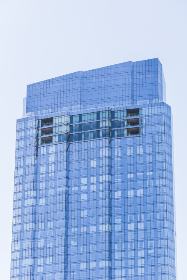 Photo of a city building