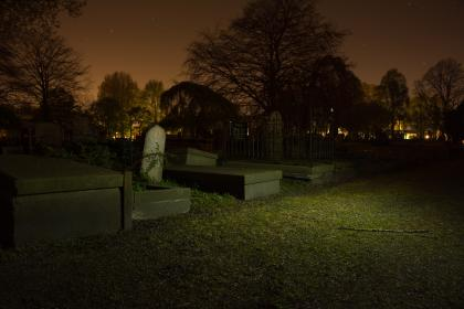 graveyard, cemetery, tombstones, dark, night, death, dead, scary, halloween