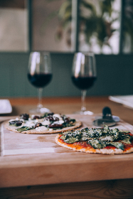 homemade,  pizza,  wine,  food,  dinner,  meal,  home,  cooking,  ingredients,  delicious,  drink,  beverage,  dining,  table