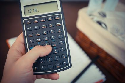 free photo of calculator  math