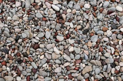 pebble, stone, rocks, nature, coast