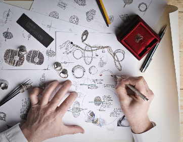 sketch,  designer,  jewellery,  man,  hands,  draw,  write,  paper,  wireframe,  necklace,  ring