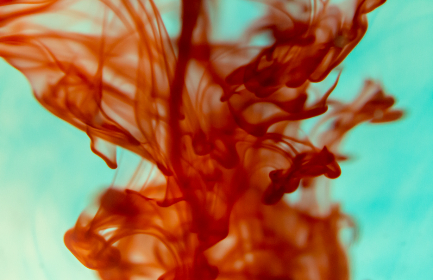 color,   ink,   water,   liquid,   swirl,   abstract,   background,   motion,   suspended,   drop,   art,   underwater,   creative,   paint,   flow,   red,  blue,  pastel