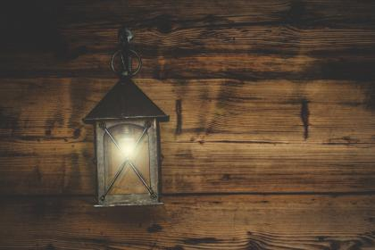 light, lamp, bulb, electricity, wooden, wall
