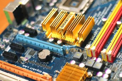 motherboard, circuits, computer, parts, technology