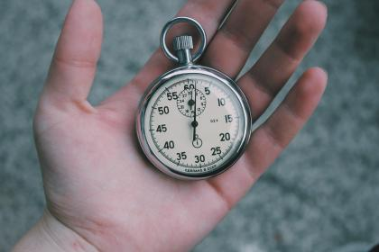 pocket watch, clock, time, hand