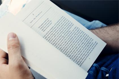 free photo of book  reading
