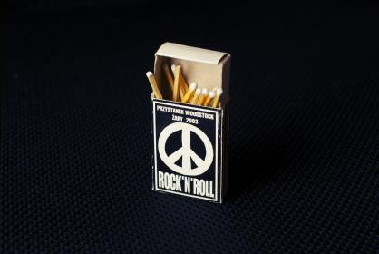 matches, objects, smoking, Woodstock, rock and roll, rock n' roll, vintage, oldschool, retro, box, peace