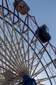 carnival,   ride,   fun,   festival,   entertainment,   fairground,   recreational,  ferris,  wheel,  amusement,  park,  attraction,  fair,  sky