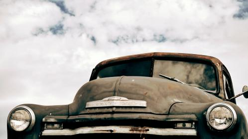 free photo of vintage  car