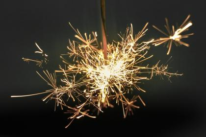 free photo of sparks  sparklers