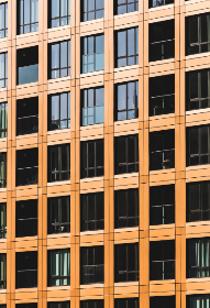 office,  windows,  exterior,  facade,  pattern,  modern,  business,  building,  wall,  glass,  architecture,  city,  urban,  corporation,  design,  downtown