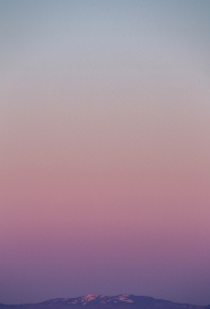 mountain,  sunrise,  pastel,  gradient,  nature,  sky,  view,  snow,  landscape,  climate,  atmosphere,  weather,  pink,  blue, mountains, outdoors
