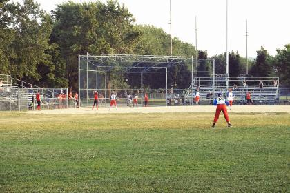 baseball, sports, park, field, mound, diamond, bleachers, athletes, dirt, grass, spectators, umpire, team