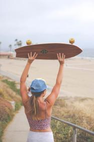 skateboard, longboard, people, girl, adventure ,outdoor, landscape, travel, beach, sand, summer