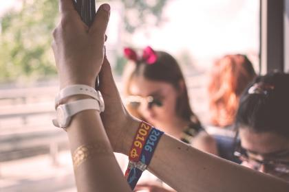 hands, person, people, commute, arm, bands, wrist, watch, gold, tattoo, fashion, style, still, bokeh