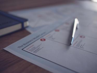 free photo of business  document