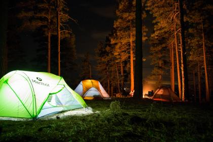free photo of camp  outdoor