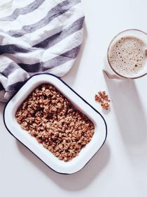 free photo of granola  oatmeal