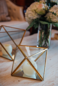 free photo of candles   table