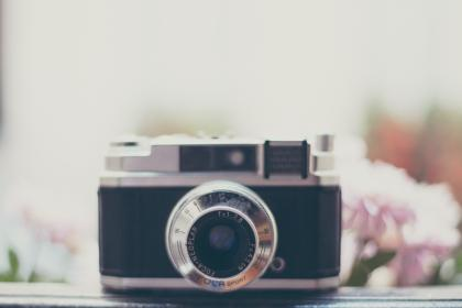camera, old, vintage, film, lens, analog, shutter, iso, aperture, manual