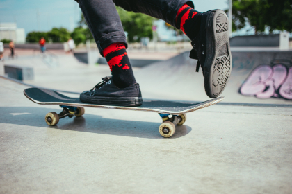 skateboarder,  shoes,  park,  athlete,  sport,  exercise,  active,  motion,  fun,  skatepark,  action,  person,  balance,  extreme,  enjoy,  summer,  skating,  sneakers