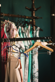 clothes,  hanger,  dress,  fashio,  female,  woman,  wardrobe,  skirt