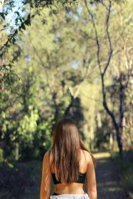 people, girl, alone, female, sexy, hair, skin, blur, bokeh, nature, travel