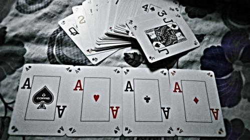 free photo of playing  cards