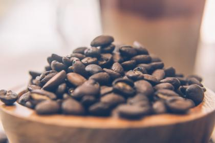 free photo of coffee  beans