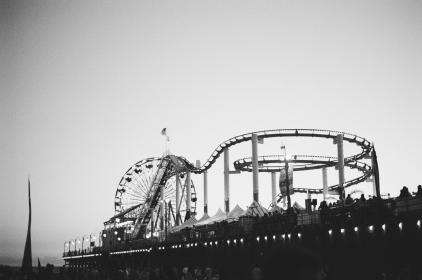 free photo of amusement park  carnival