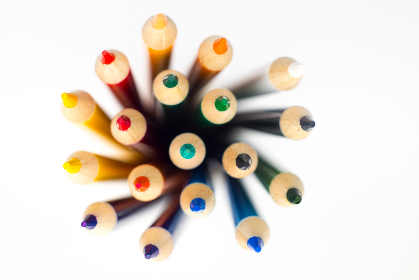 pencil,   colored pencils,   pencils,   standing,   crayon,   colors,   tip,   macro,   top,   office,   team,   website,   background,   desktip,   high-hey
