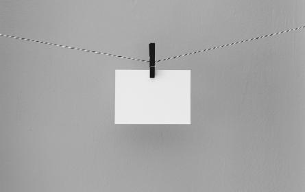 black and white, wall, paper, envelope, clip