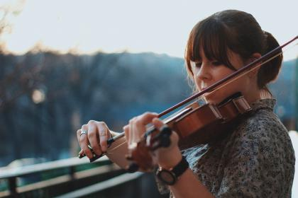 people, woman, music, sound, instrument, string, violin, band, classical