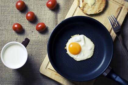 free photo of breakfast  eggs
