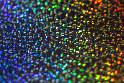 free photo of rainbow   glitter