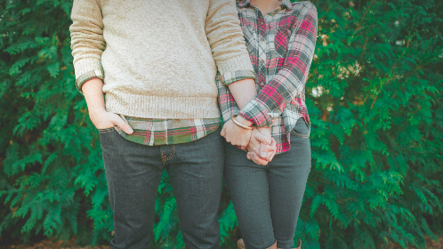 couple,  holding,  hands,  romantic,  love,  man,  woman,  male,  female,  green,  people
